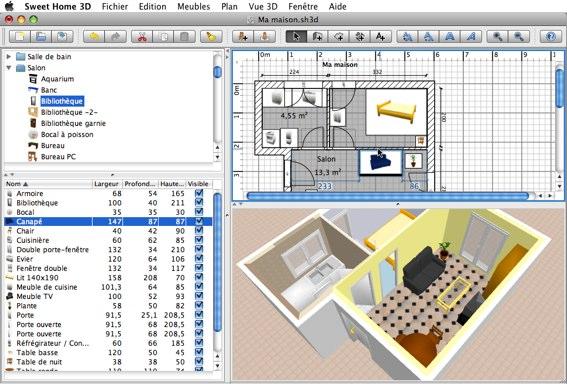 Nouvelle Version De Sweet Home D  Macgeneration