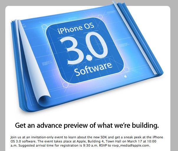 Apple dévoilera iPhone OS 3.0 le 17 mars Inviteiphone3-20090312-180815