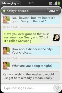 MessagingChat