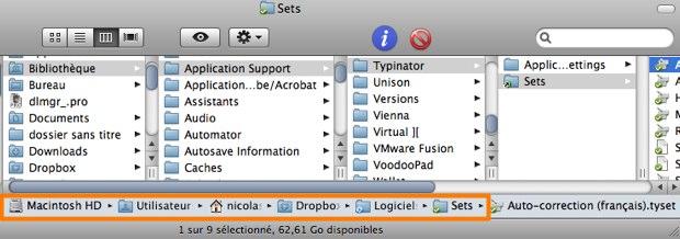 Dropbox - Liens