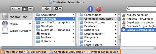 Dropbox - installation Symbolic Linker