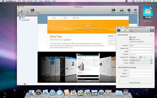 rapidweaver_4_interface2