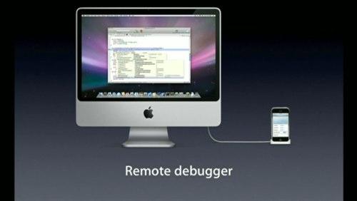 remotedebuggeriphone