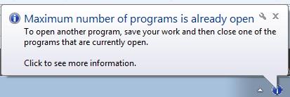 Windows 7 Starter Edition La Fin Des Limitations Macgeneration